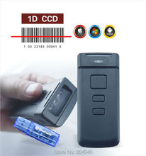 Professional Mini Portable CT30 5Mil 1D Laser Bluetooth Wireless Barcode Scanner SPP/HID 2 modes for Windows/Android/IOS(China (Mainland))