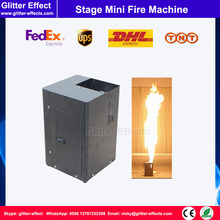 Buy Stage party show Special Effect DMX square Minil flame projector DJ night club small fire machine for $216.00 in AliExpress store