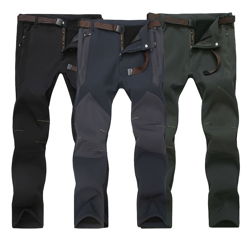 2015 New Arrived Winter Outdoor Sports Pants,Fleece Warmth Trousers,Hiking&Camping Snowboard Trekking Skiing Pants Male
