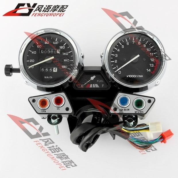 For Yamaha XJR400 1992-1993-1994 Speedometer Tachometer speedo instrument assembly motorcycle gauge meter accessories(China (Mainland))