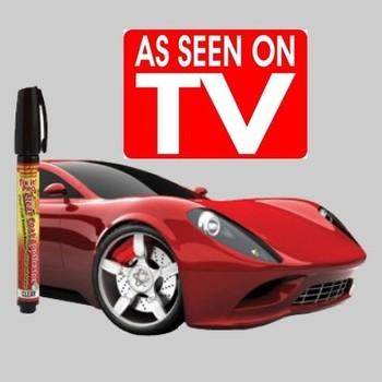 Fix It Pro,Repair Car Scratch,Car Painting Pens OPP bag package