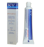 Brand KY Sex lubricant Personal Water Based Sex Lubricante 50g Body Lubricants Anal Sex Lubricantes Sexuales DY124