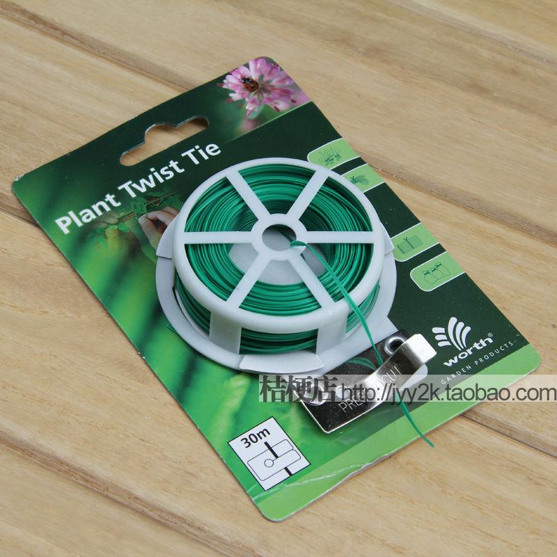 Garden Tie Wire : Aliexpress buy plant twist tie packet m