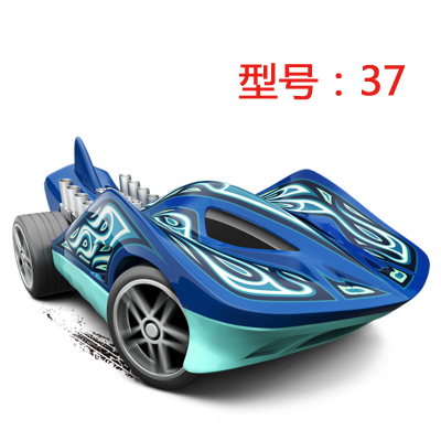 Hot Wheels Small Sports Car Mini Alloy cars Models Hotwheels Artificial Toys For Children Best Gift For Boys 1 pc Free shipping(China (Mainland))