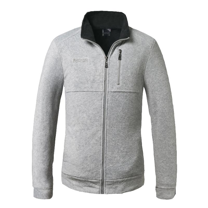 High Quality Fleece Hoodies Men Autumn Sudaderas Stand Collar Casual Sweatshirts Comfortable Vetement Homme Moleton Masculino