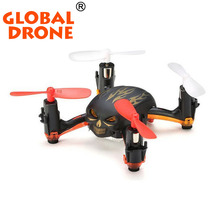 Global Drone Mini Drone GW008 vs HUBSAN World's Smallest 4CH Remote Control Toys RC Helicopter 3D FLY Quadcopter Remote Control
