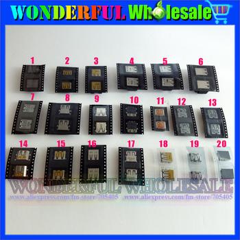 Special price for Original New Single Layer USB,Double USB,Laptop USB Jack(20models,40pcs)