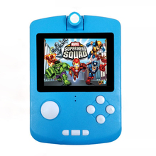 3.0 inch Portable Game Console MP3 MP4 Player E-book/FM 32-bit Operating System PMP Sega Handheld Game Player(China (Mainland))