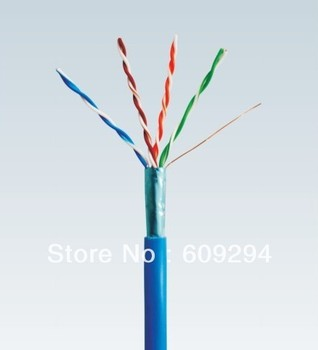 30 meters Patch Cord FTP Cat5e PVC Cable