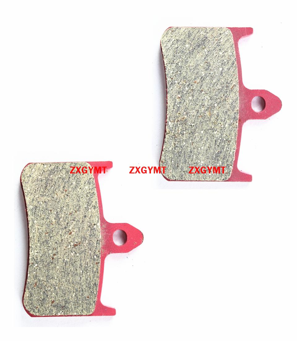Motorcycle Front Brake Pads HONDA Bros Product One 650 NT J/K/L 1988 - 1992 ZXGYMT MOTORCYCLE PARTS store