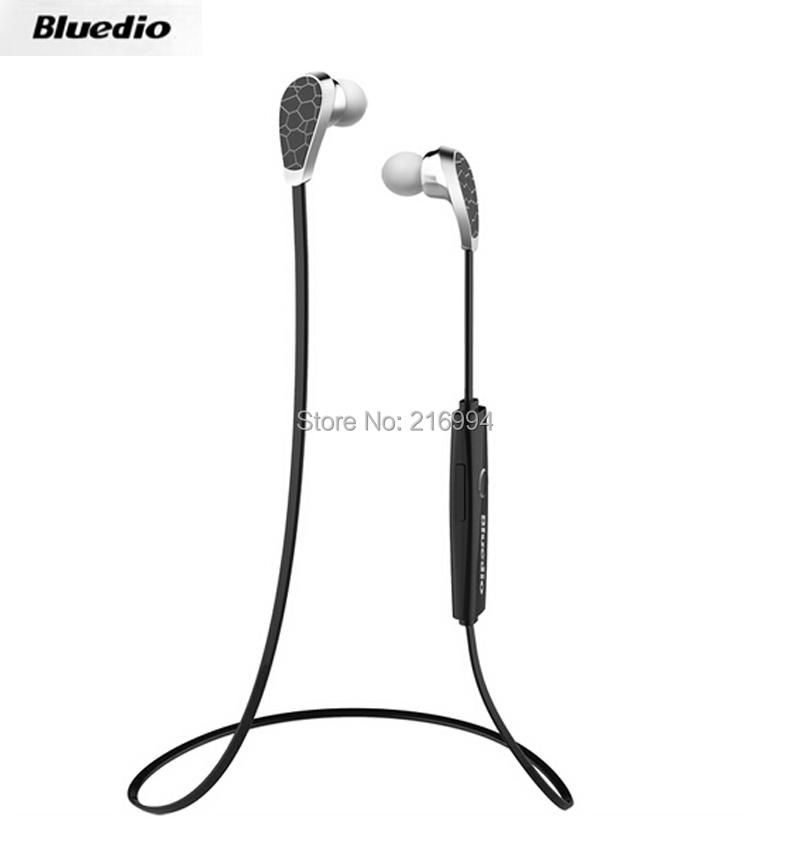 Hot Bluedio N2 Bluetooth Headset Stereo V4.1 Wireless Earphones Noise Isolating Earphone Built-in Mic Handfree Fone de Ouvido - Junpengshiji co,,LTD store