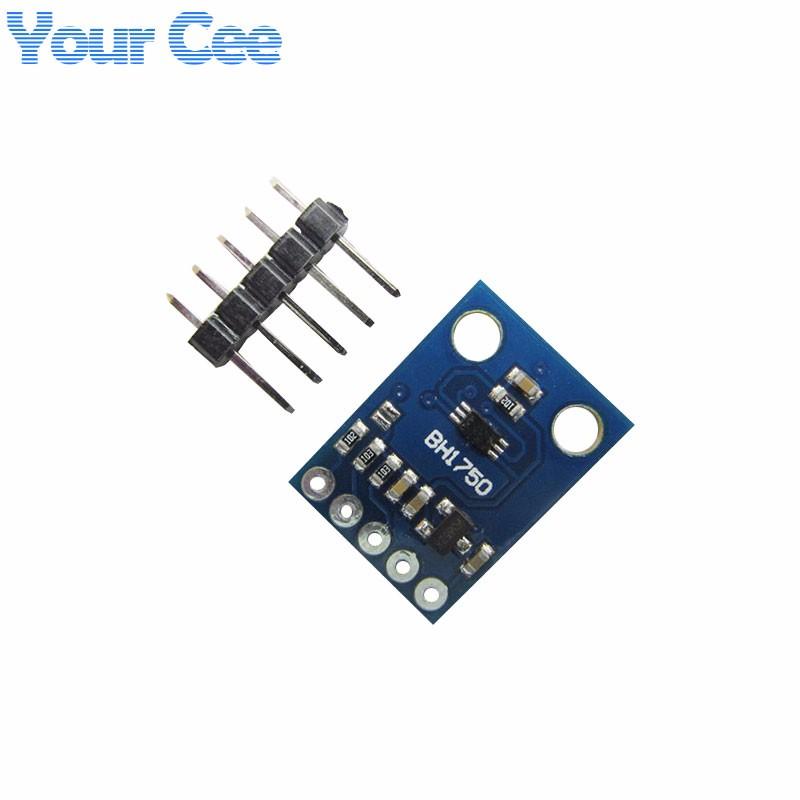 10 pcs GY-302 BH1750 BH1750FVI Light Intensity Illumination Module for arduino 3V-5V
