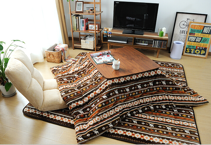 futon comforer for home rectangle 180 230cm japanese kotatsu futon