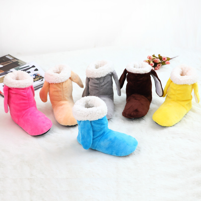 2014 New Winter Plush Slippers Women Home Slippers Fashion Warm Shoes Women Autumn Slippers Home Shoes For Home Hot Sale<br><br>Aliexpress