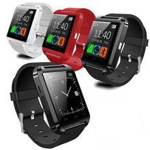 Bluetooth Smartwatch W8 Smart Watch for iPhone 6/puls/5S Samsung S4/Note 3 HTC Android Phone Smartphones Android Wear