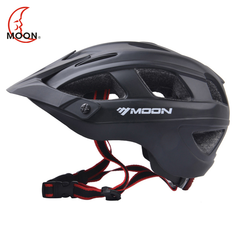 MOON 2016 Bicycle Helmet Ultralight Cycling Helmet Casco Ciclismo Integrally molded Bike Helmet Road Mountain MTB
