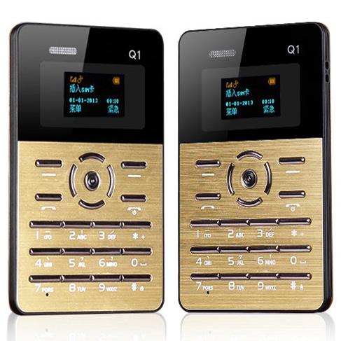 2015Bar new arrival unlocked small phone women kids girls cute mini phone Ultrathin card cell mobile phones Q1 P088(China (Mainland))