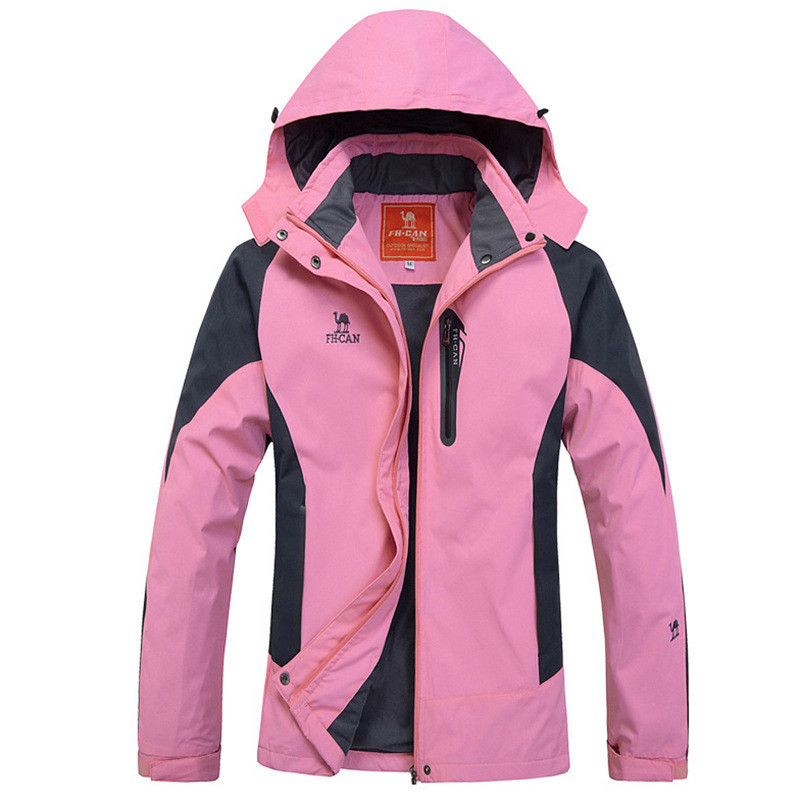Spring Outdoor Jacket Women Waterproof Windproof Hiking Jackets Windbreaker Antistatic Thermal Rain Jackets China Shop Online(China (Mainland))