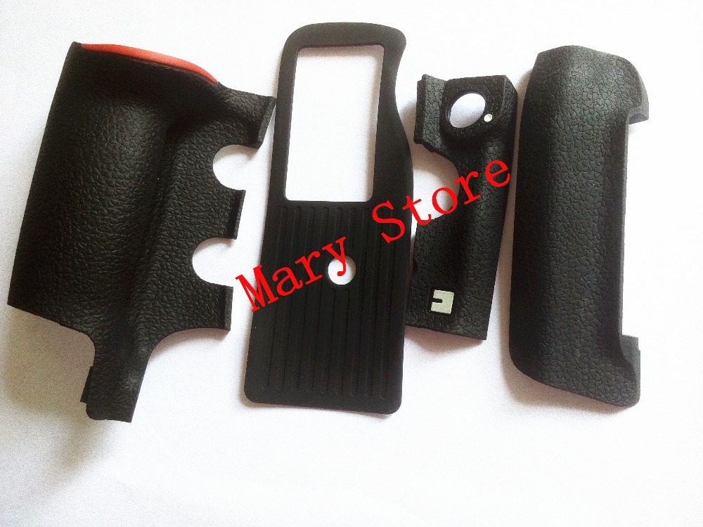 SLR digital camera repair and replacement parts D4 four pieces rubber new original for Nikon