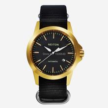 42mm Neiton Sapphire Glass Luminous Automatic Movement Men Watch E1281(China (Mainland))