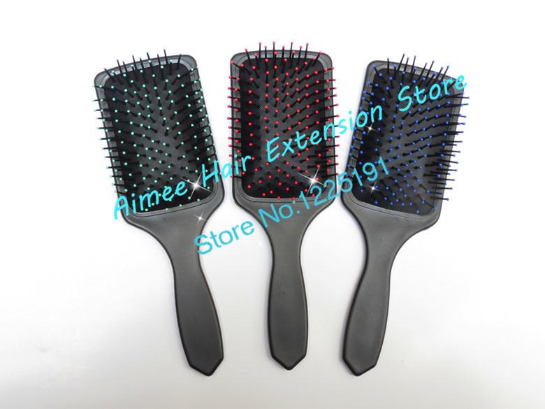 Comb Hair care Brush Plastic Comb Professional Healthy Pin Cushion Reduce Hair Loss Massage Brush Hair brush Comb Scalp