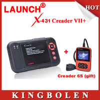 [New Arrival] 2015 LAUNCH Creader Professional Creader vii+ Original Auto Code Reader Scanner LAUNCH Creader 7+ Update on line