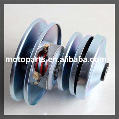 "12% discount go kart /mini bike torque converter clutch 5/8"" bore 12 Teeth #35 chain truck clutch kit friction clutch(China (Mainland))"