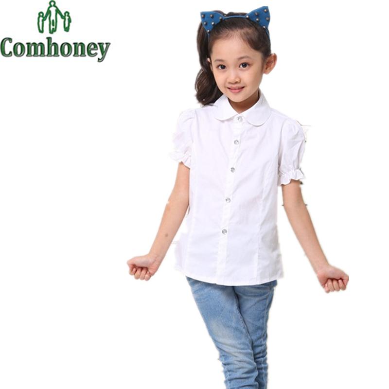 Блузки И Рубашки Для Девочек В Новосибирске