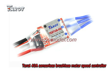 Tarot 450 parts 40A Sensorless Brushless motor speed controller TL2345 RC Helicopter Tarot 450 spare parts FreeTrack Shipping(China (Mainland))