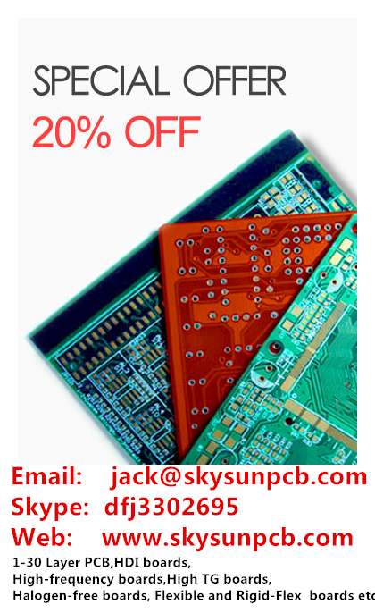 High TG pcb prototype 2 layers double side copper high quality pcb supplier/board manufacturer/pcb doublecustom gold pcb board(China (Mainland))