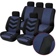 Buy 9Pcs/Lot Durable Car Seat Covers kits Universal Car Interior Decoration Seat Protector Headrest Cover Interior Auto SUV cover for $21.27 in AliExpress store