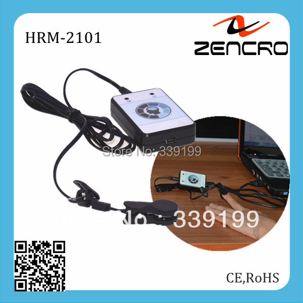 Infrared Ear Heart Rate Monitor With USB(China (Mainland))