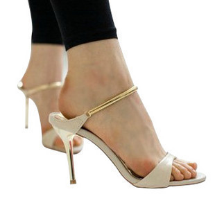 Free shipping,Fashion 2013 new arrival sexy stiletto sandals band sandals,hot selling