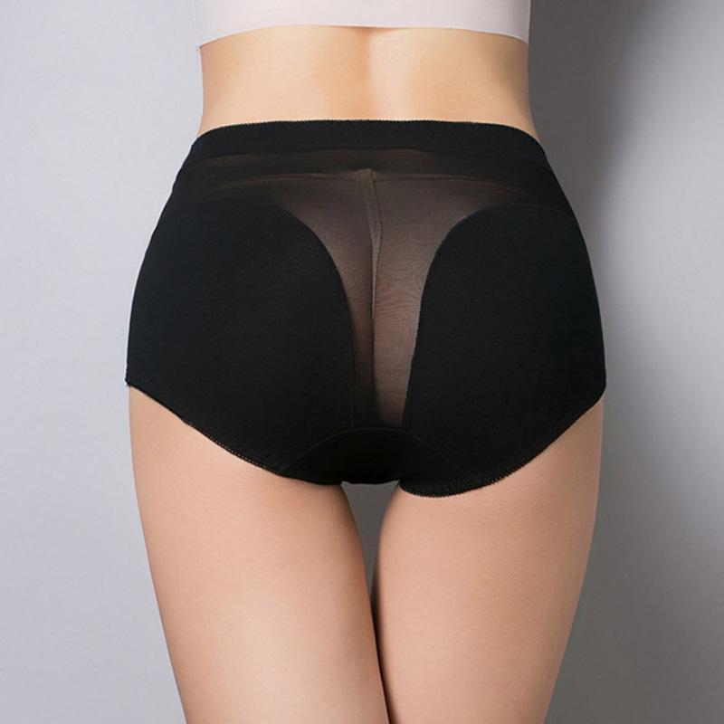 Women Underwear Briefs Sexy Women's Panties Full Transparent High Waist Cotton Lace Seamless Briefs Plus Size Lady Girl Panty(China (Mainland))