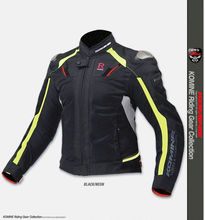 Primavera autunno giacche moto per gli uomini giacca moto da corsa giacca blindato jk 063 giacca(China (Mainland))