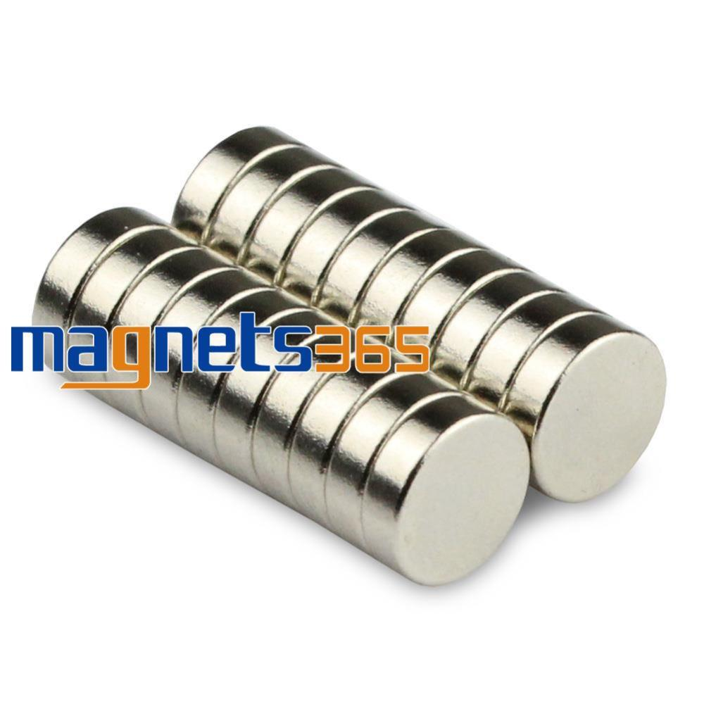 50 pcs Strong Mini Round N50 Disc Cylinder Magnets 7 * 2mm Neodymium Rare Earth <br><br>Aliexpress