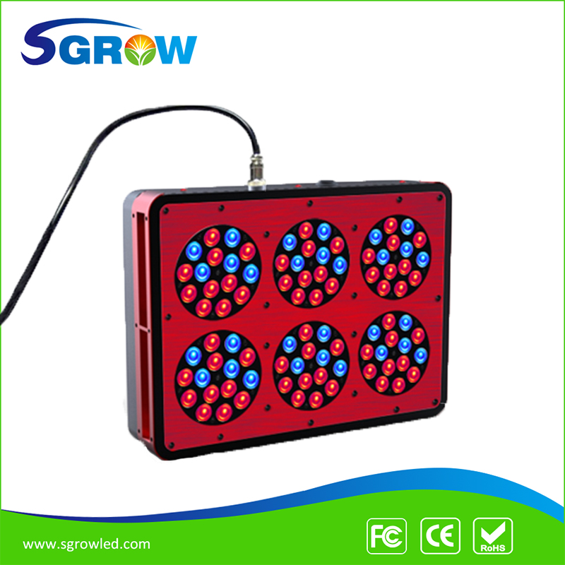 270W Apollo 6 led grow light , full spectrum led grow light ,red blue far red ,white color for plant veg and flower(China (Mainland))