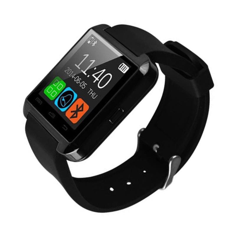 Hot Sell Bluetooth Smart Watch U8 Wrist Watch Phone U8 For Android Phone Smart Watch Green(China (Mainland))