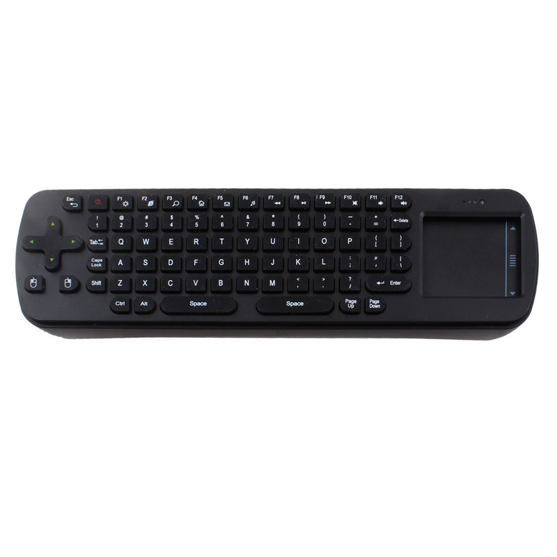 2015 Highly CommendMeasy RC 12 Multi Air Mouse 2.4G USB Wireless Keyboard Remote Android TV PC Media Player(China (Mainland))