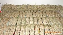Factory direct hand South Korea trade upscale boutique hemp sandals