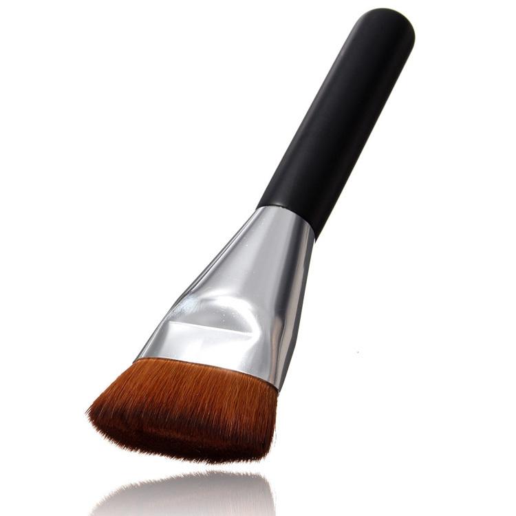 New Fashion Flat Contour Brushes Blush Brush Makeup Comestic make up brushes(China (Mainland))