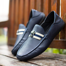 Men Flats shoes Men Loafers Moccasins Slip On Summer Driving Shoes Men Casual Shoes Moccasins Leather Homme Chaussure Homme