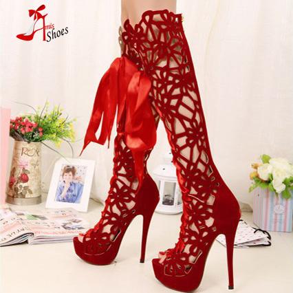 Online Get Cheap Long Heels Red Bottoms -Aliexpress.com | Alibaba ...