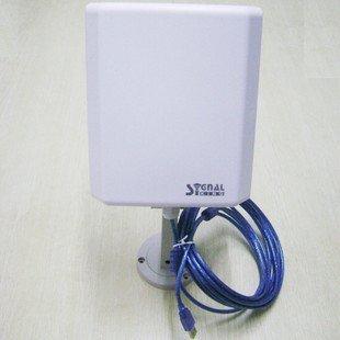 Signalking 8TN High Power Wireless Wifi Usb Adapter Latest 2013 Model 2000mW + 20dbi Omni Antenna ! Highest Range Mark - Shenzhen Jiahua Co., Ltd store