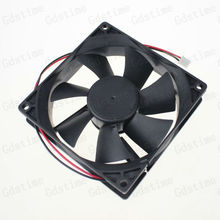 100PCS Lot 24v 92mm 90mm 92x25mm 9CM Axial 3D Printer Machine Equitment Cooler Cooling Fan