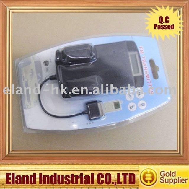 New design FM transmitter for ipod
