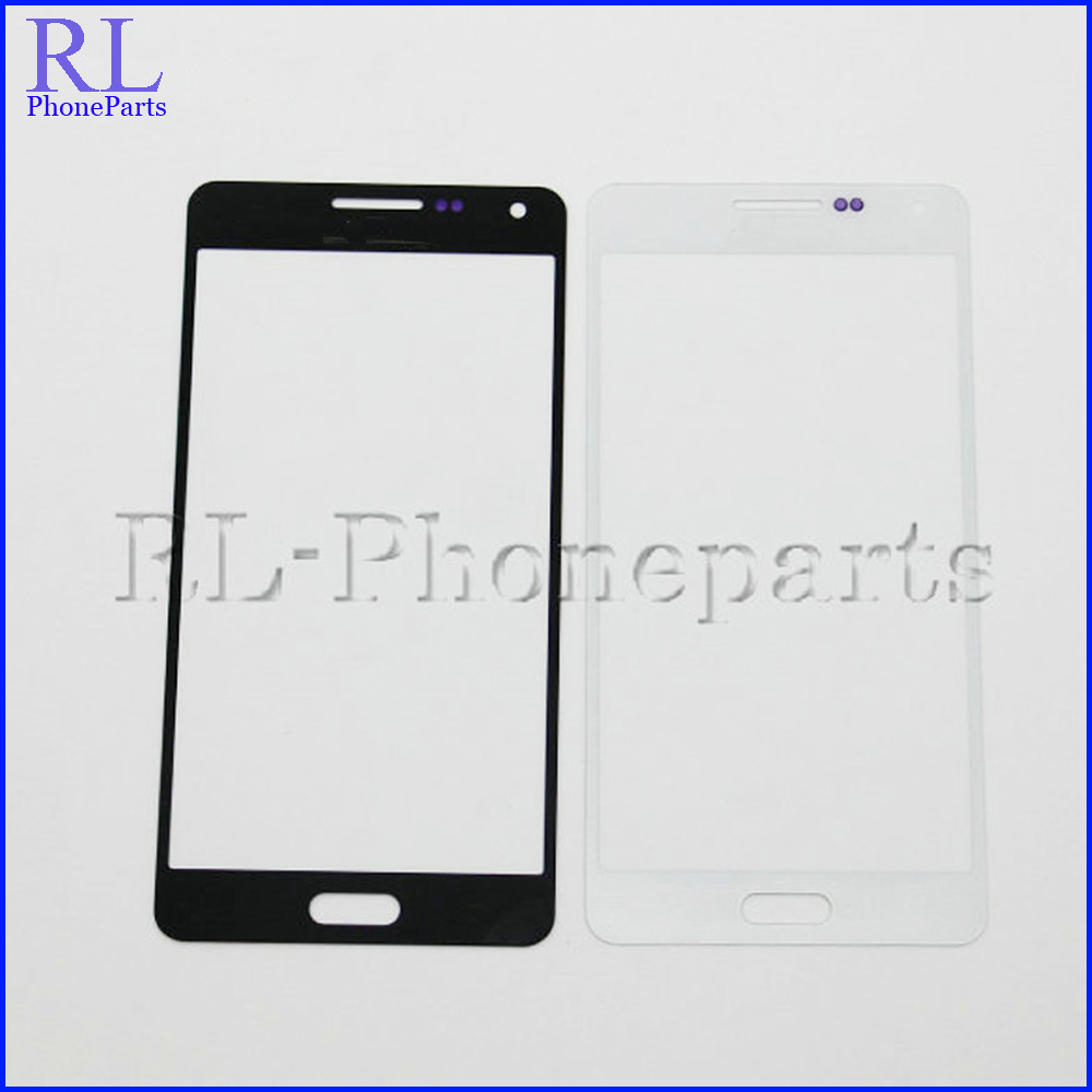 50pcs/lot White&Black Replacement parts LCD Front Digitizer Screen Lens Outer Glass For Samsung Galaxy A5 A500F A5000 A500H(China (Mainland))