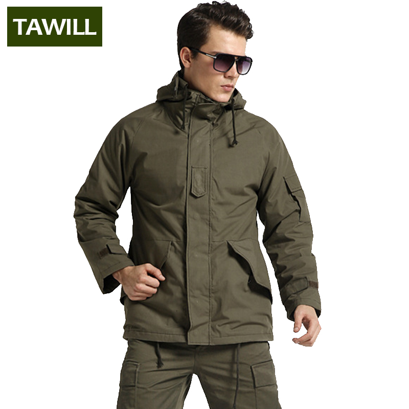 TAWILL Brand Winter Men jacket Fleece military outdoo Spring Autumn Tactical Army green Combat soldier Militar Mens jackets 8108(China (Mainland))