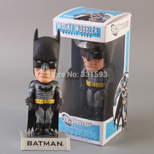 Buy FUNKO DC Universe Batman Wacky Wobbler Bobble Head PVC Action Figure Super Heroes Collection Model Toy Doll Free for $15.11 in AliExpress store