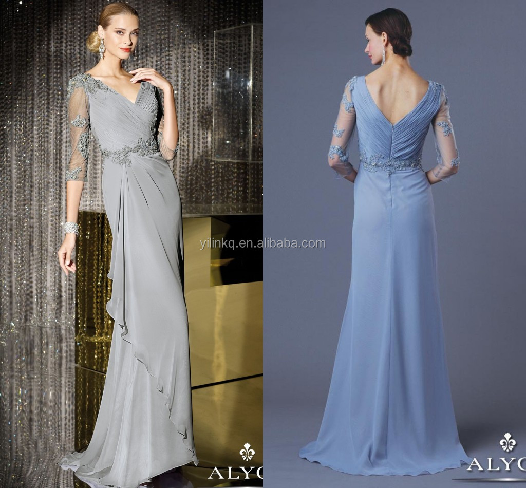 Tall Mother Of The Bride Dresses